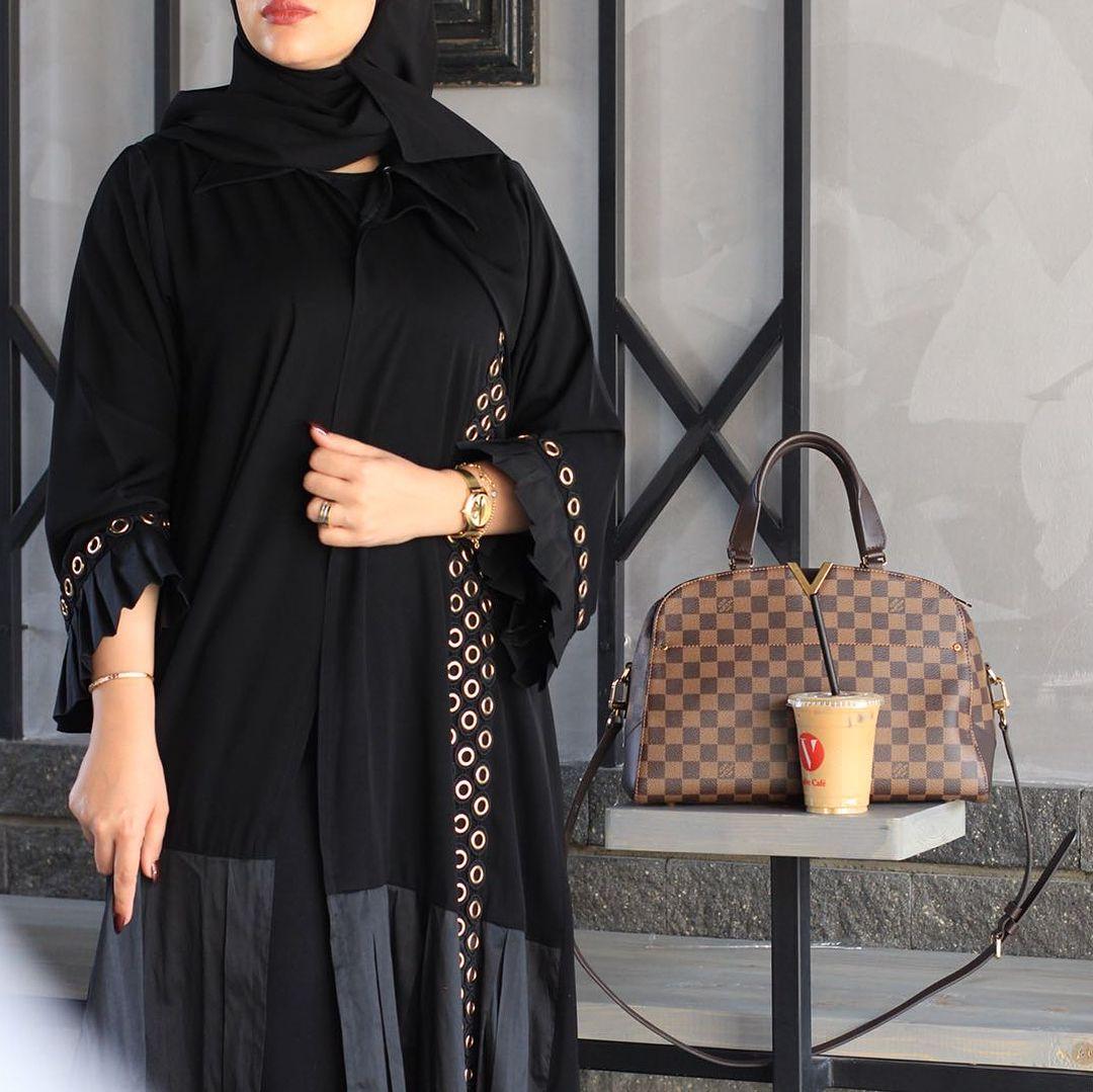 Pin On Abaya Fashion