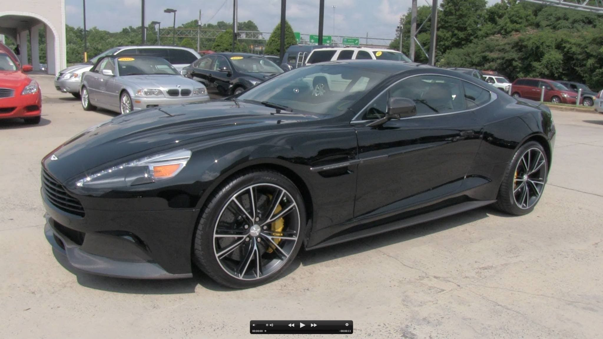 2014 Aston Martin Vanquish V12 Start Up Exhaust And In Depth Review Aston Martin Vanquish Aston Martin Aston Martin V12