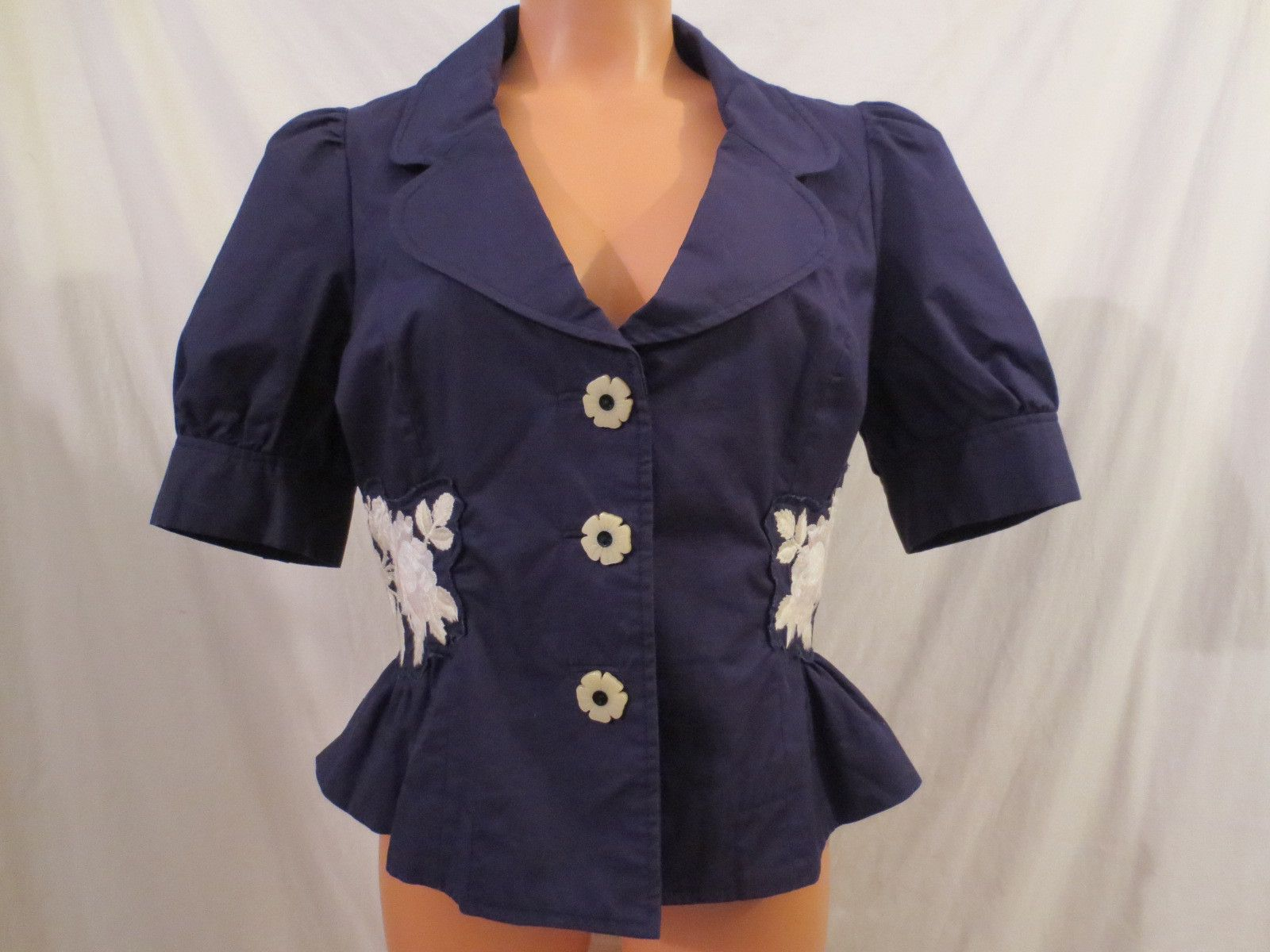 ELEVENSES #Anthropologie Summer Jacket - $19.99 at JOHNNY BOMBSHELL
