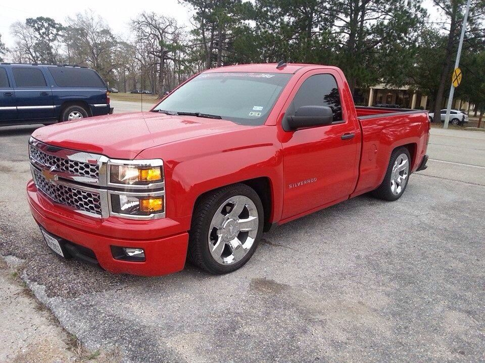 Dropped Single Cabs >> 2014 Single Cab Dropped Chevy Trucks Cars Bikes Chevy Chevy