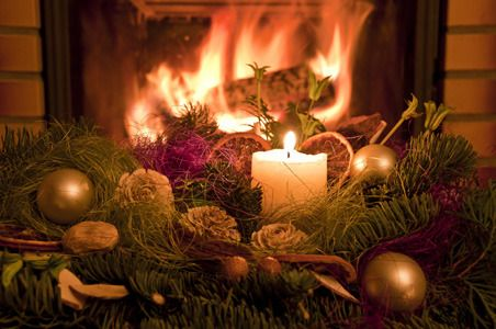 Photo of Christmas Mantle Decoration Ideas