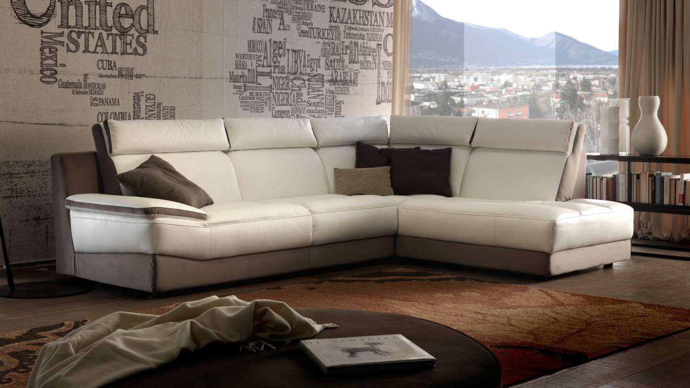 Divani chateau d ax leather sofa - Sof En Piel De Chateau D Ax Modelo 3789 Happy De Madera