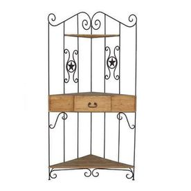 Million Dollar Rustic Rustic Corner Baker S Rack 05 1 10 04