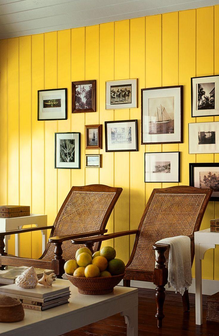 Paredes coloridas | Decoracao | Pinterest | Wall ideas, Decoration ...