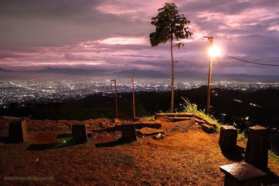 Bukit Moko Bandung In 2019 Bandung City Bandung Night