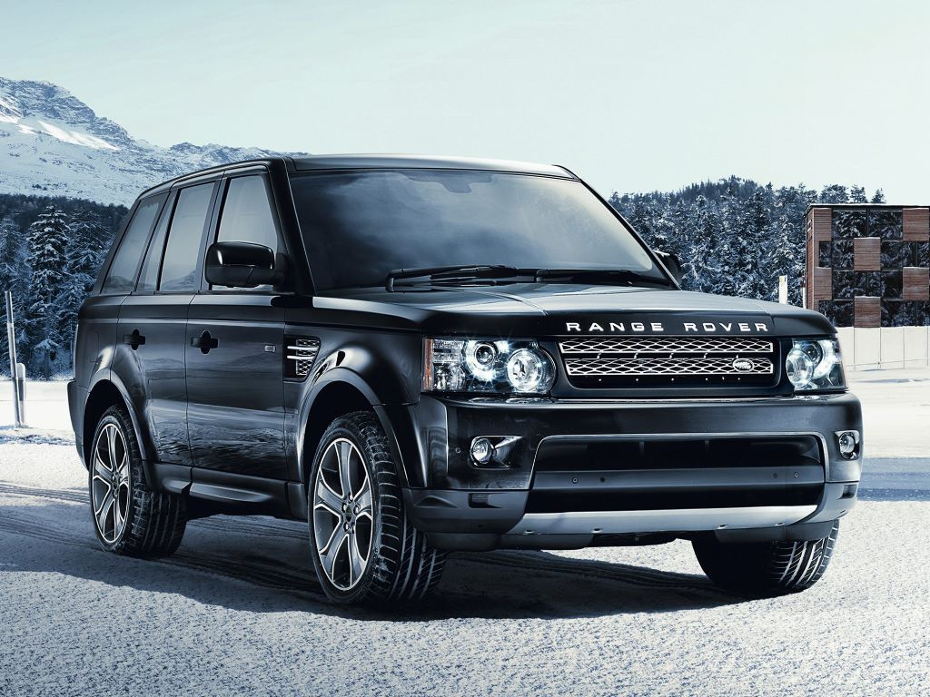 Land Rover Range Rover HSE sport 2013 2012 range rover