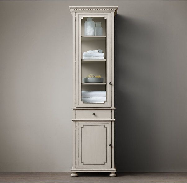 St James Tall Bath Cabinet Bathroom Tall Cabinet Tall Bathroom Storage Tall Bathroom Storage Cabinet