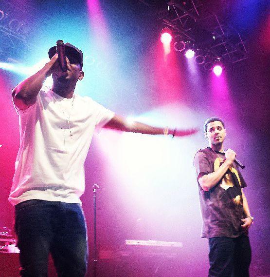 J. Cole x Kendrick Lamar