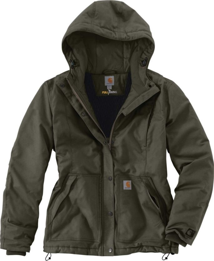 Carhartt Women's Full Swing Cryder Insulated Jacket | DICK'S Sporting Goods #carharttwomen