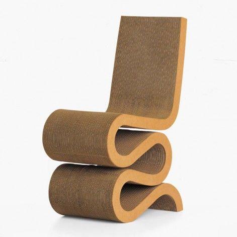 Stoel Design Stoelen.Nr 14 Design Stoelen Top 100 De Wiggle Stoel Van Frank O Gehry Is