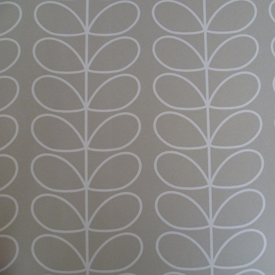 Orla Kiely Wallpaper Nz Linear Stem Buy Online And Save