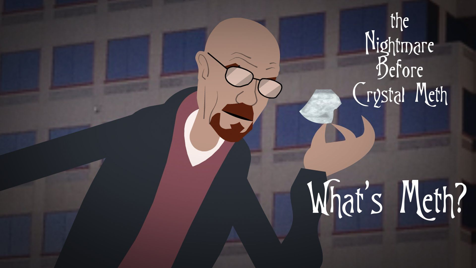 What\'s Meth? (Nightmare Before Christmas x Breaking Bad parody ...