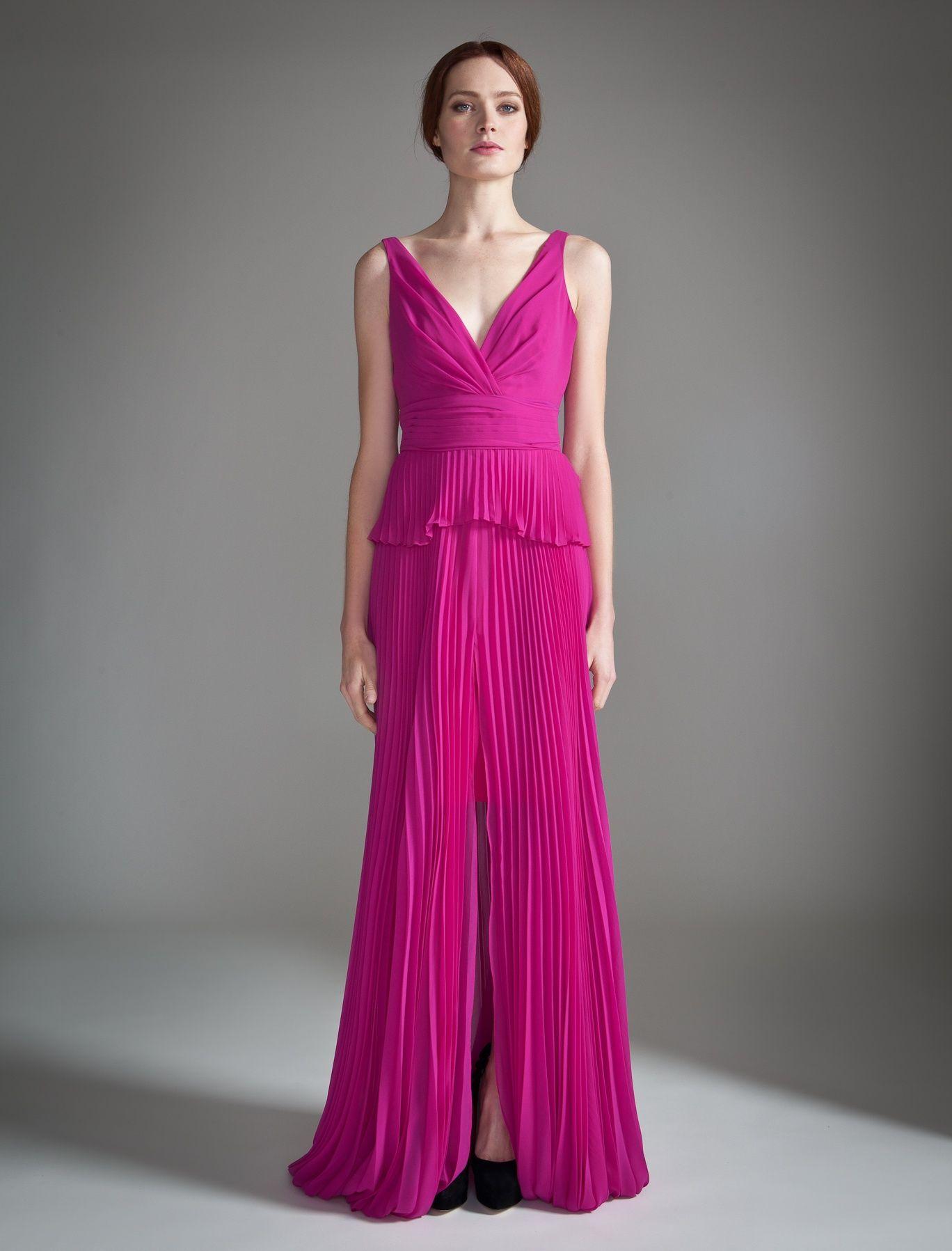 Temperley London SS2013 Long Serena Dress. $1995