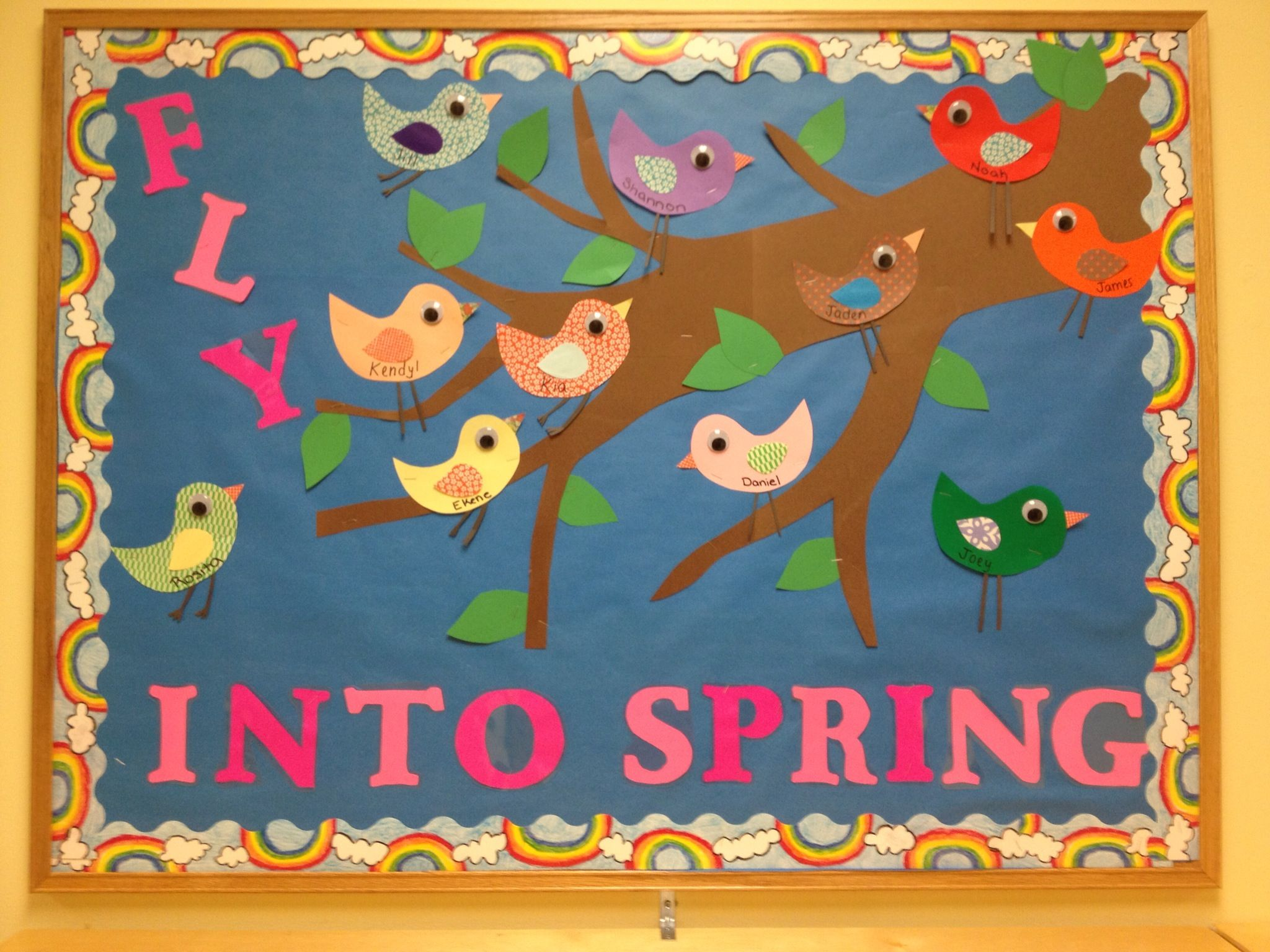 spring bulletin board ideas bulletin board crafts 5470