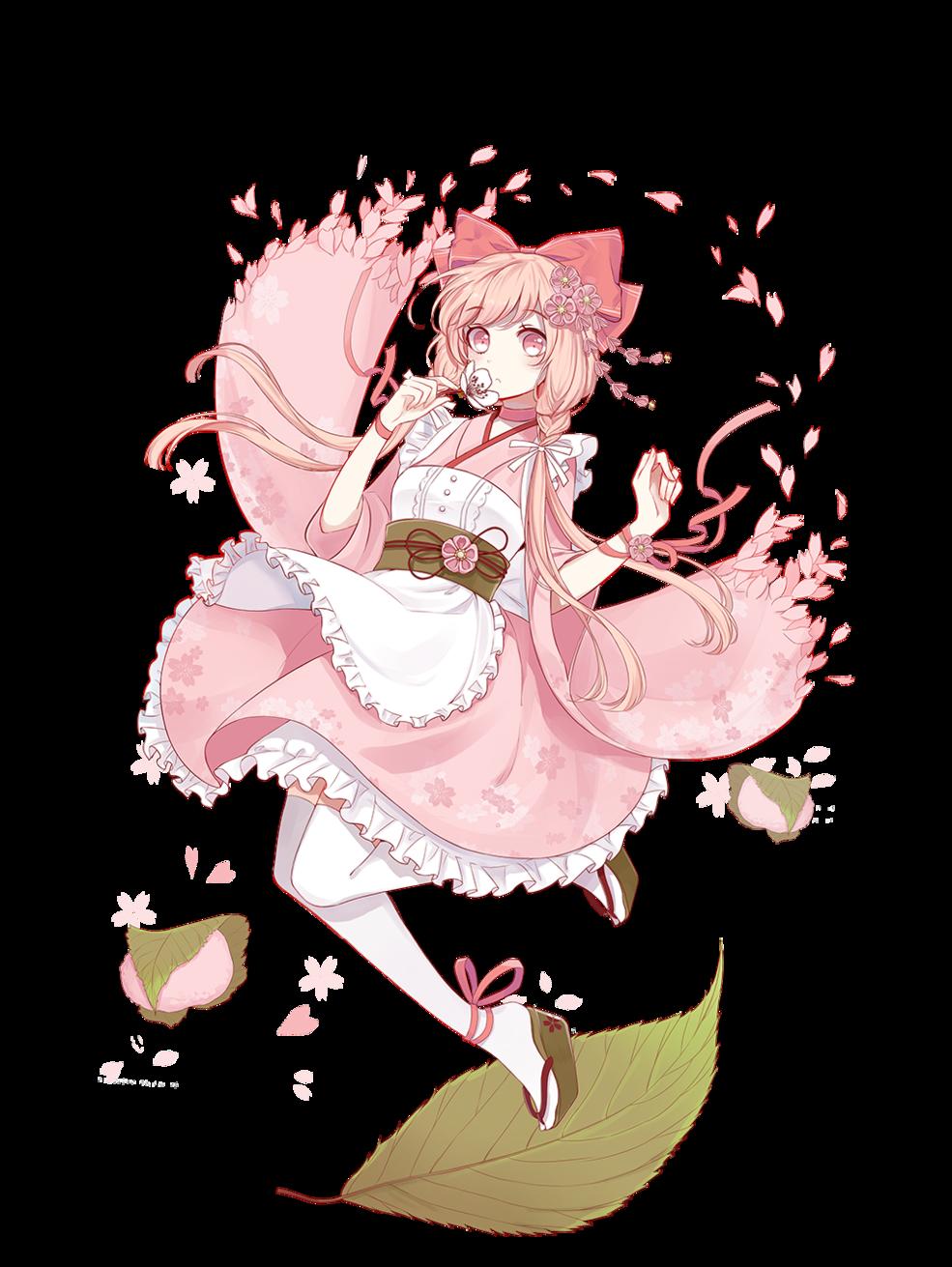 Sakuramochi Food Fantasy Wiki Fandom ในปี 2020 เทพธิดา