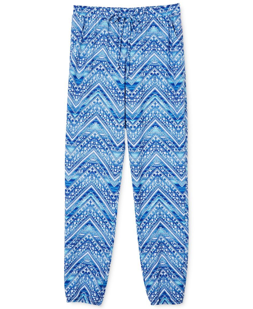 Bcx Girls' Printed Soft Pants