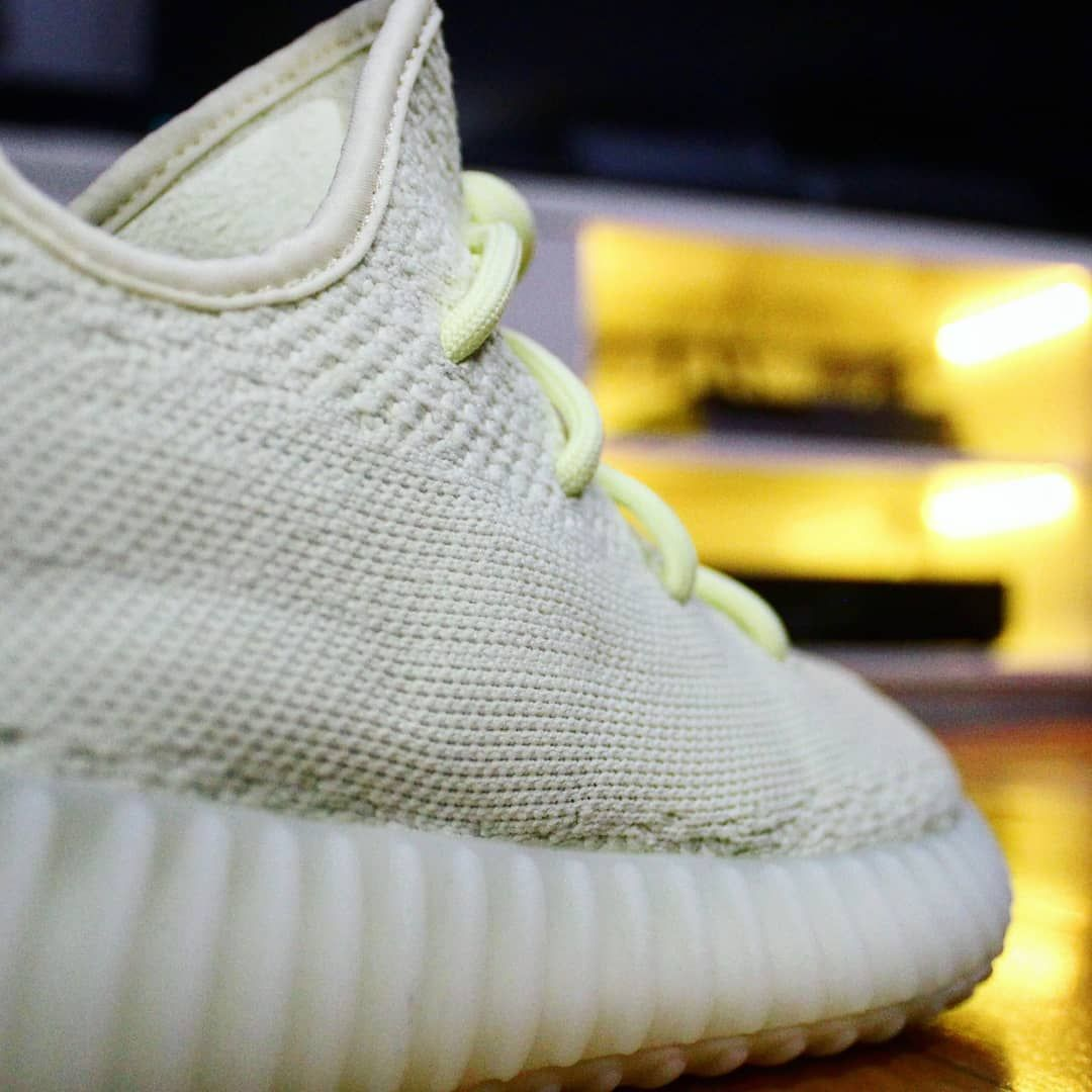 4f3ab9057b3 COP🔥or DROP🗑   CommentTag a friend who will copGo check out my Yeezy  Boost 350 V2 Butter on feet video. Quick link in bio.
