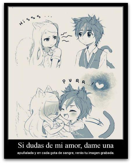 Resultado De Imagen Para Frases De Amor Anime Palabra Frases
