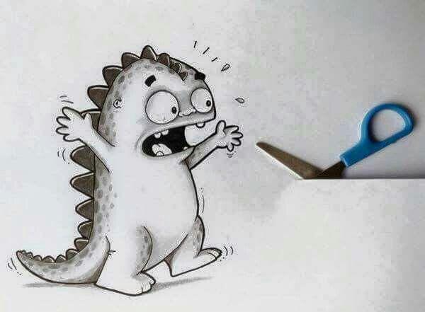 Cartoon Monsters Characters Creative Artwork Funny Drawings Interactive Art Doodle Kids Drawing Ideas Sketch