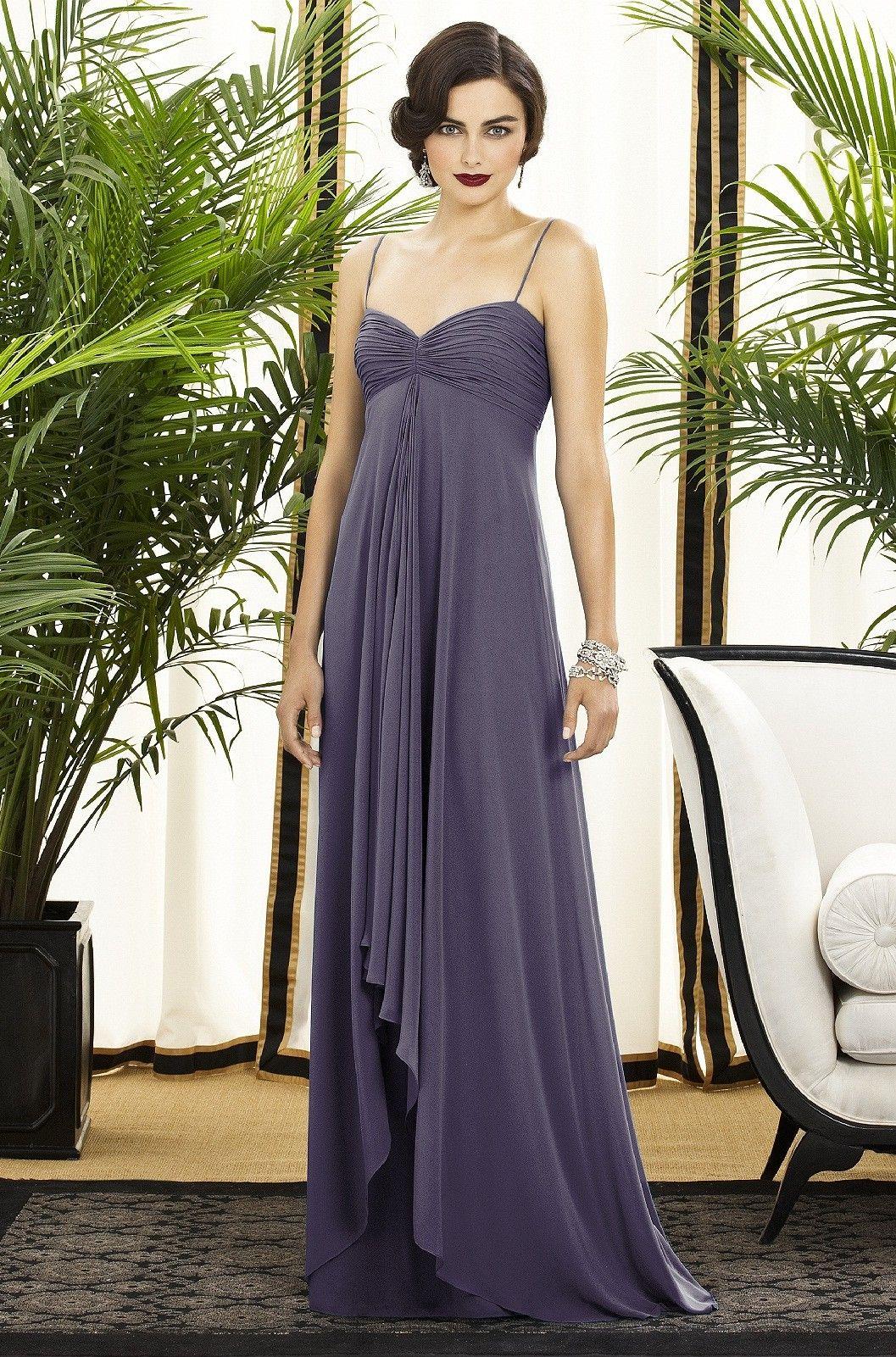 Dessy 2883 Bridesmaid Dress | Weddington Way | First comes love ...
