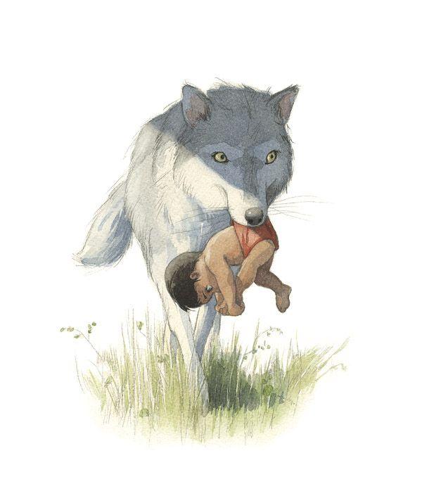L Illustration De La Jungle Book Art Print Disney Mowgli Baloo