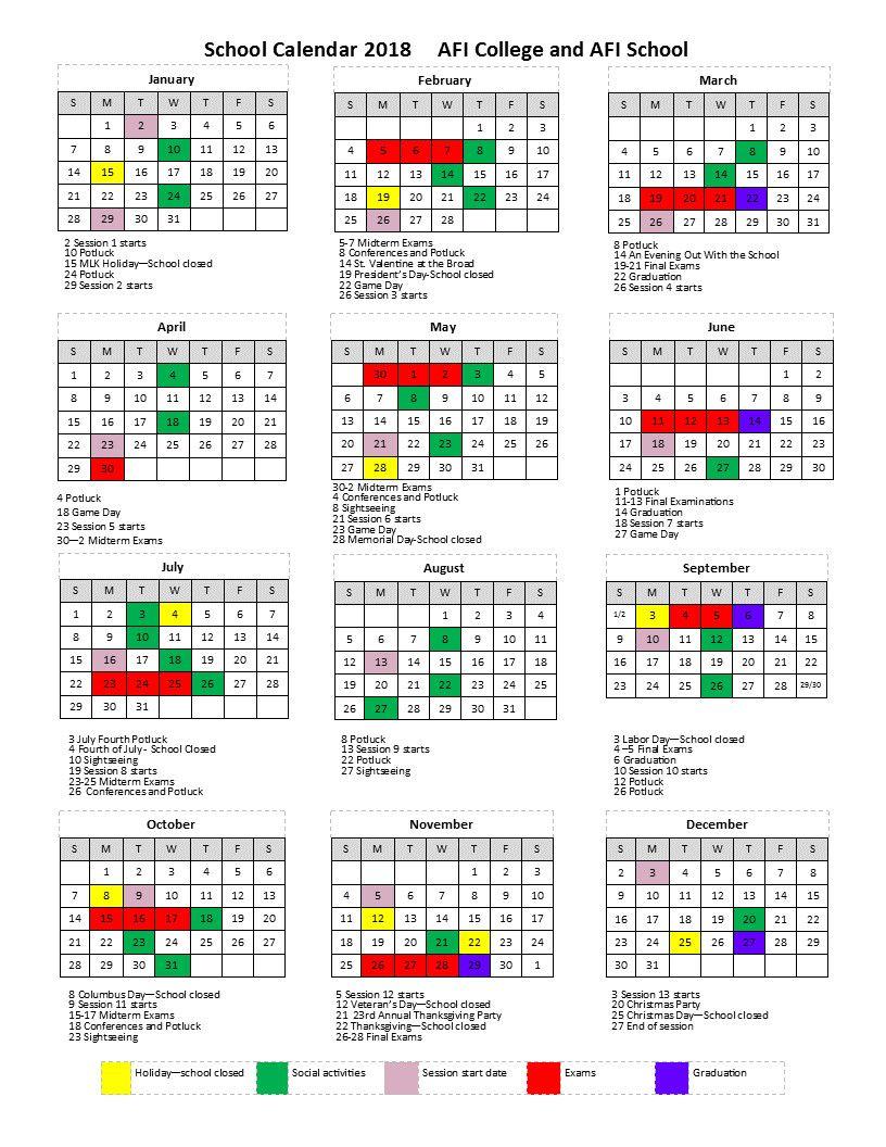 Usc 2022 Academic Calendar.50 Usc Academic Calendar 2017 18 Gb8b Academic Calendar School Calendar Calendar