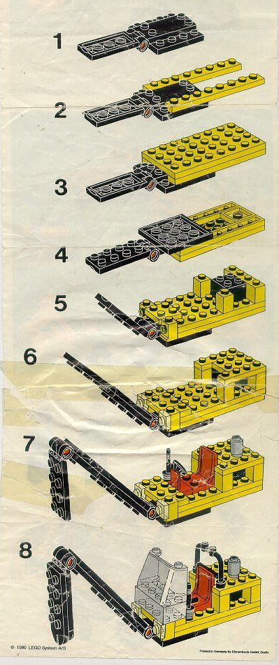 City Pneumatic Crane Lego 6678 Cars Pinterest Lego Lego