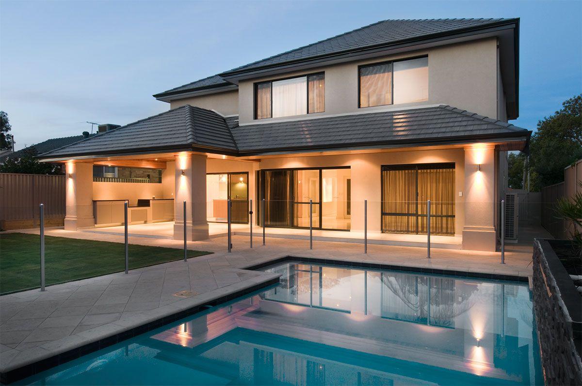 Wa custom homes wa custom builders modern homes pinterest