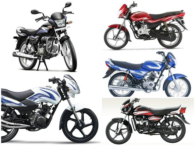 Top 5 Best Mileage Bikes In India Power Fuel Efficiency Prices