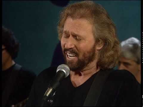 Barry Gibb Hold Me Hq Youtube Barry Gibb Bee Gees Barry