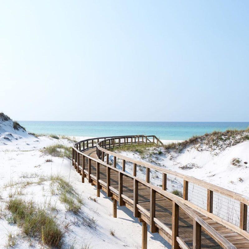 Florida Rv Travel Destinations Highway 30a La Mesa Rv In 2020 Rv Travel Destinations Beach Pictures Beach