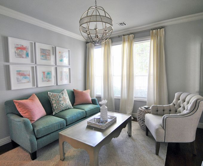 This family-friendly Little Rock, Arkansas home designed by Katie ...