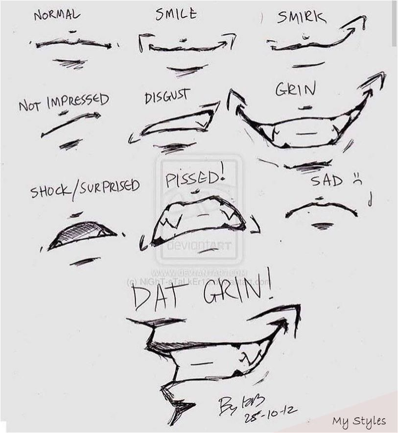 Art Tutorials Aœ On Instagram A œfollow Artlive Tutorials For More Tutorials From Nig In 2020 Anime Drawings Tutorials Anime Drawings Sketches Drawing Expressions