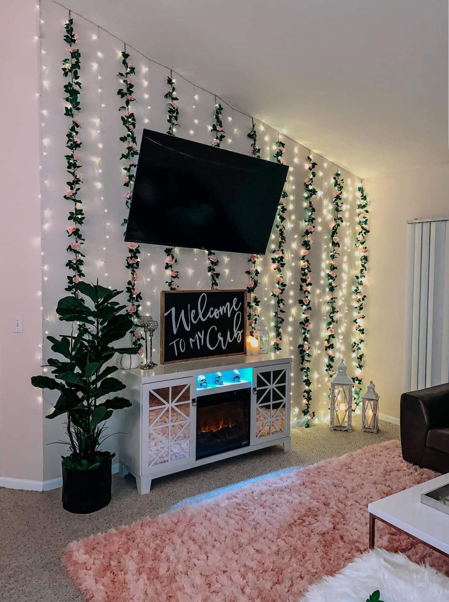 room ideas in 2020 | Living room decor apartment, Girl ...