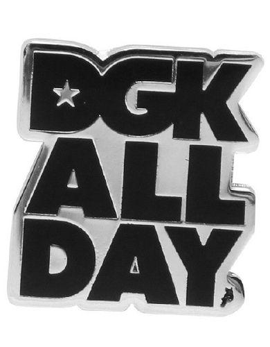 Dgk All Day Pin Dgk Logos Skateboard Y Brand Names