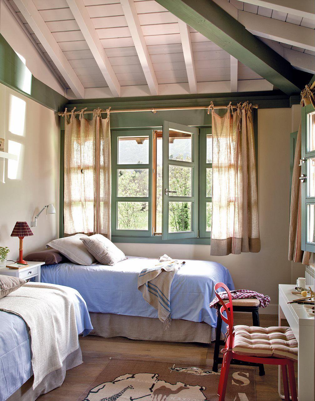 Dormitorios Infantiles Asturias.Para Dos Pinterest Ayer Casas Y Dormitorio