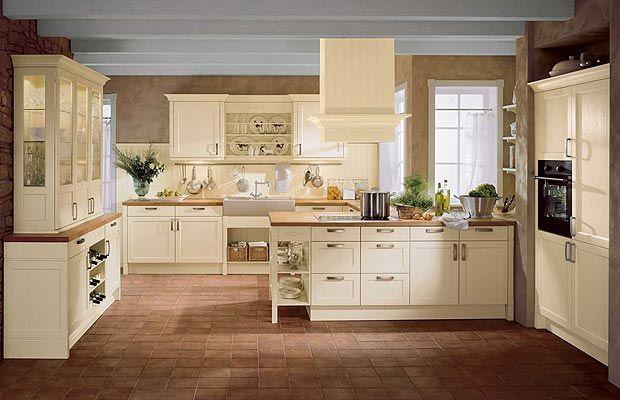 Rabocka Kub Landhausküche oder moderner Stil? (mit