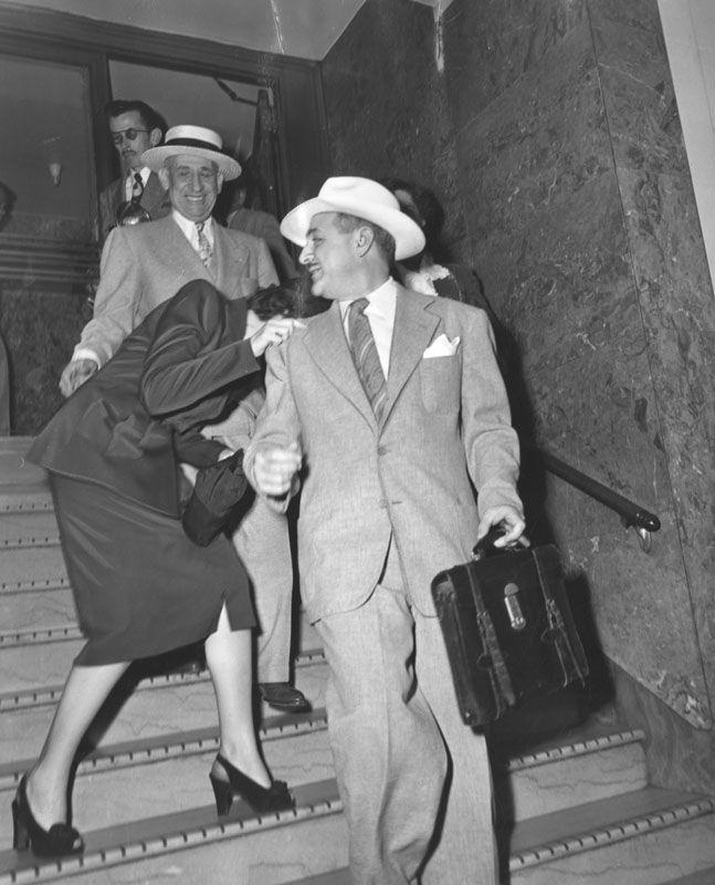 Hollywood Madam Brenda Allen Hiding From Photographers Historys