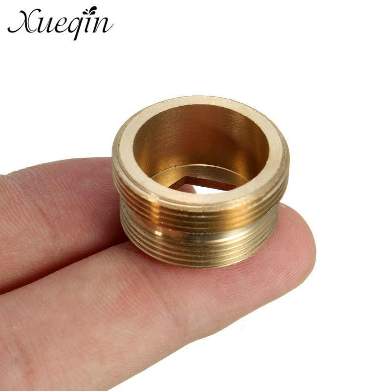 Male M22*M24 Brass Converter Faucet Connector Adapter Dental Floss Accessories Oral Irrigator Adapter Bathroom Faucet Accessorie #Affiliate