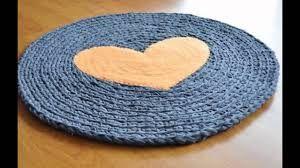 Resultado de imagen de alfombras tejidas al crochet