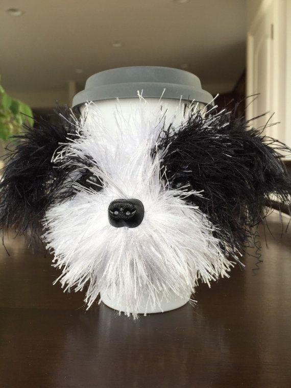 Shih Tzu Gift, Shih Tzu Mom, Shihtzu Stuff, Dog Mug Cozy, Fur Momma ...