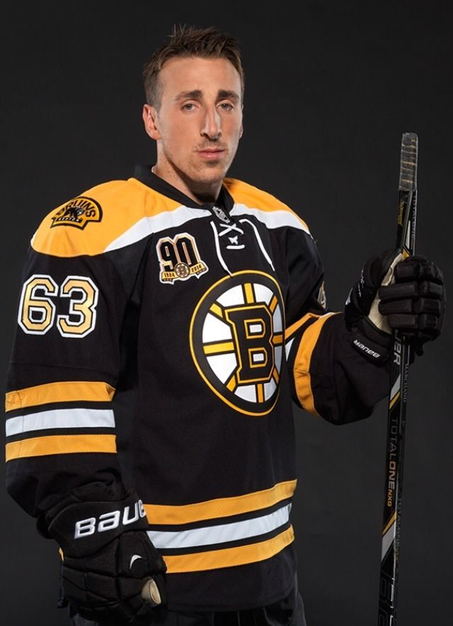 Brad Marchand Of The Boston Bruins