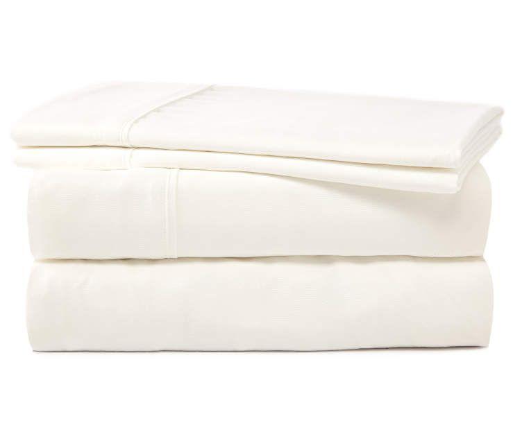 Serta White Cooling Sheet Sets Sheet Sets Bedding Shop White