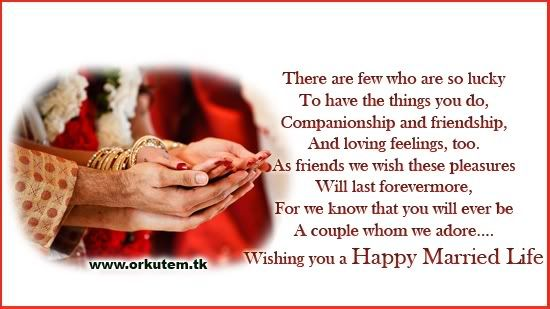 Happily Married Re Wish You A Happy Married Life Ambika