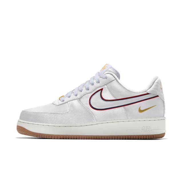 Nike Air Force 1 Low iD By Nigel Sylvester Men's Shoe