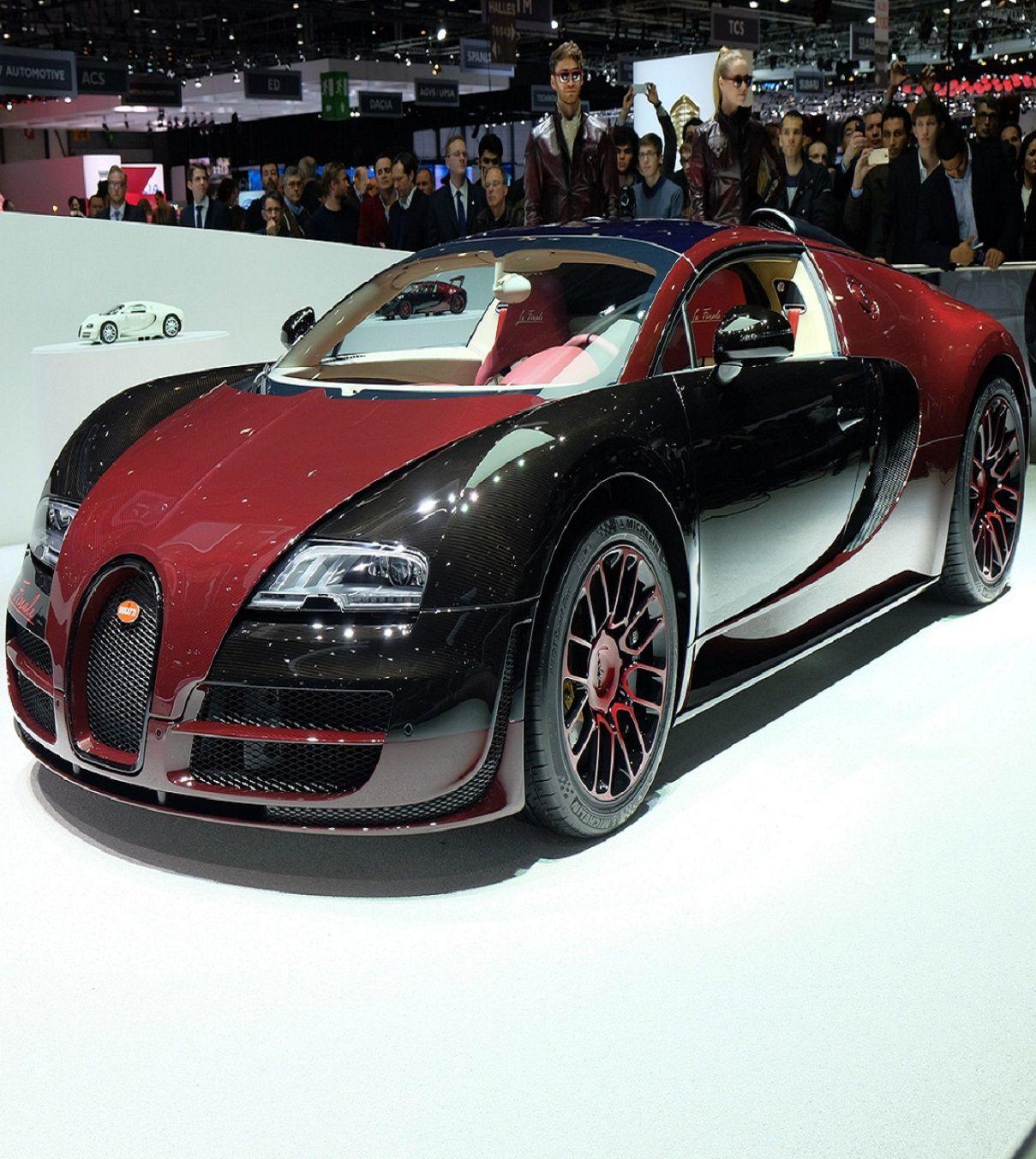 Bugatti Veyron 16 4 Grand Sport Vitesse: Bugatti 16/4 Veyron Grand Sport Vitesse 'La Finale