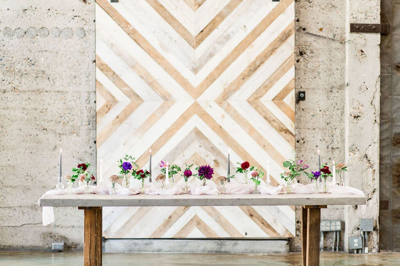 Wedding Planning Tips: Floralize Your Tablescape and What Each Piece ...