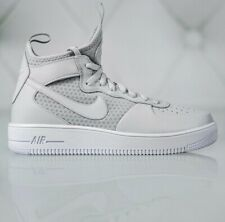 Nike Air Force 1 UltraForce Mid Pure Platinum Grey White