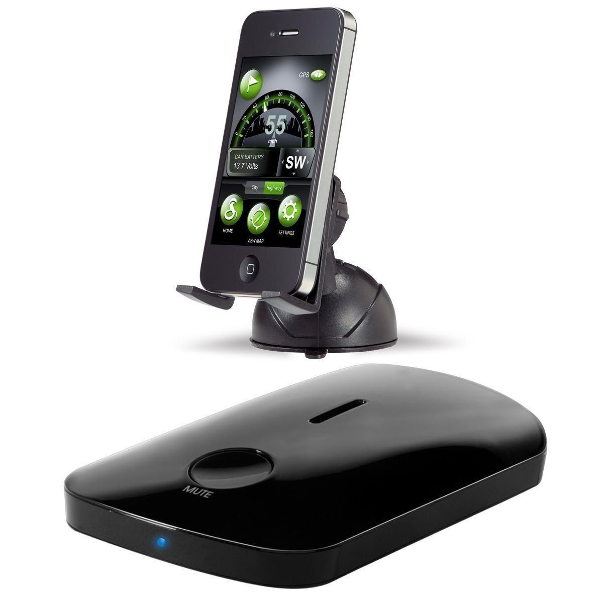 Cobra iRAD 500 iRadar Radar & Laser Detector w iPhone