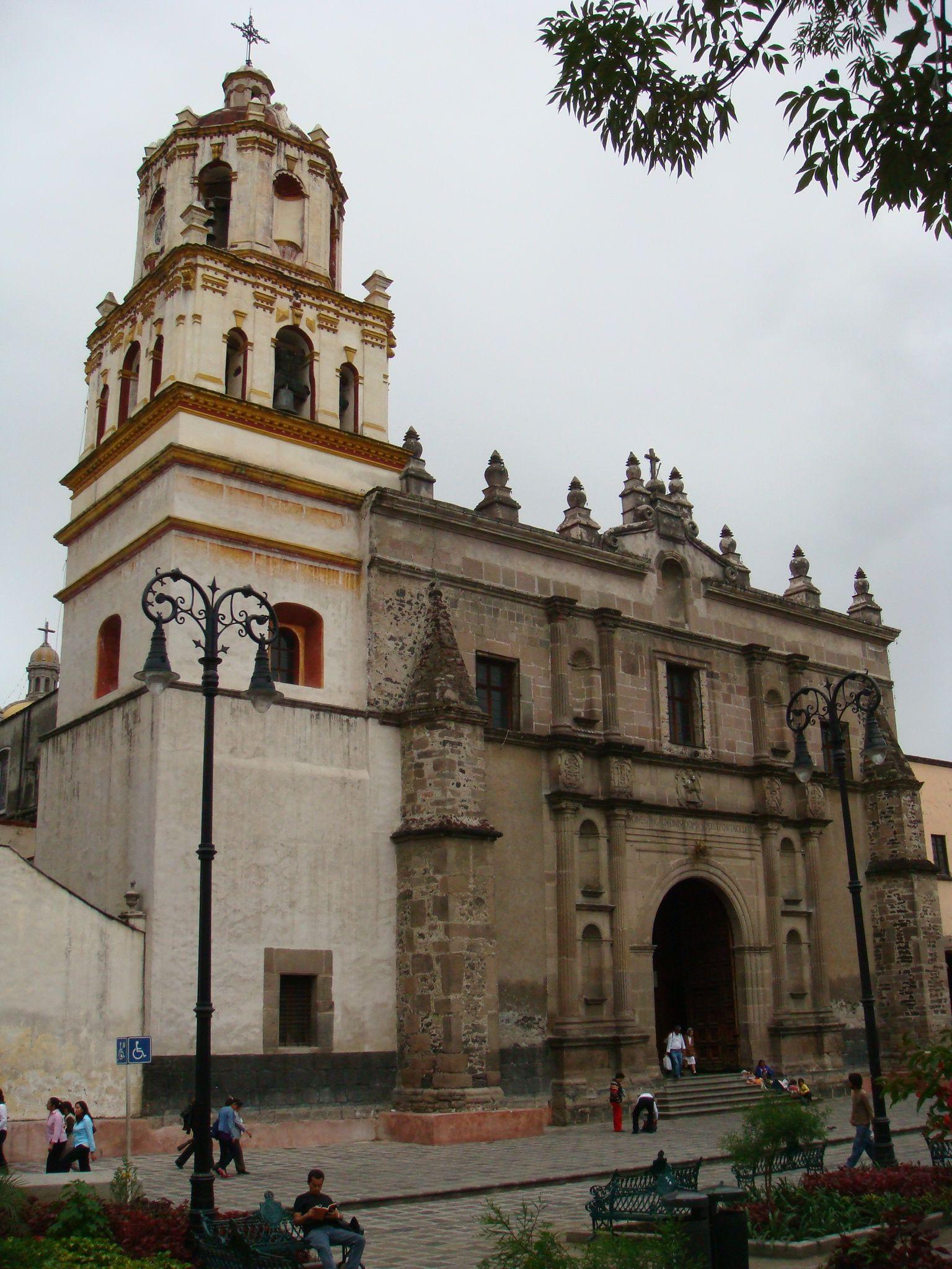 Parroquia de San Juan Bautista, Coyoacan, México